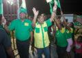 Moving Guyana forward together