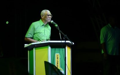 President declares Prime Ministerial candidate