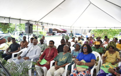 Education will be driving force for Guyana – Min. Lawrence