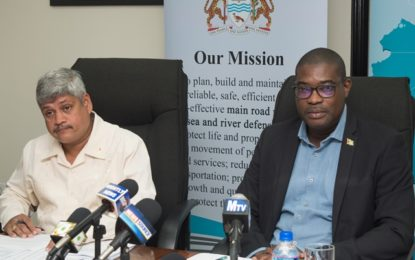 Maintenance Projects will continue unhindered