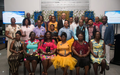 24 honoured at Local Government awards ceremony