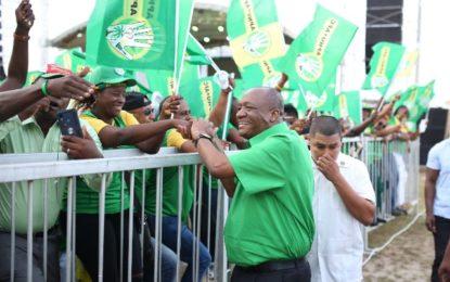 Coalition Govt wasGood for Guyana – DG Harmon