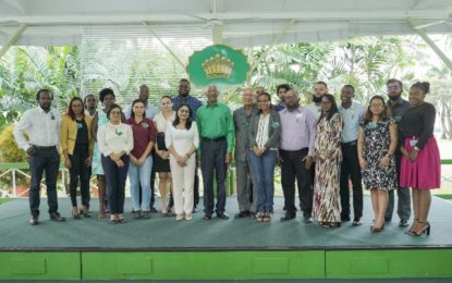 President engages with Heal Guyana on fostering unity