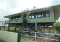Renovation project in Kwakwani providing jobs