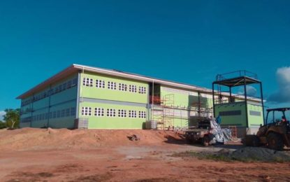 $200M technical institute completed in Region 9