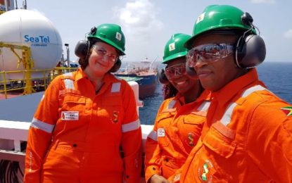 Guyana's first share of crude lifted