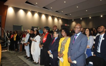 "An Evening of Reflection and Thanksgiving: ""Guyana on the World Stage"""