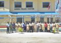 Rehabilitated Aurora Police Station commissioned
