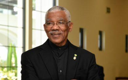 Amnesty for UG graduates still repaying student loans – President Granger promises