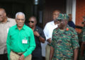 Selection of public polling stations lies with GECOM – President David Granger