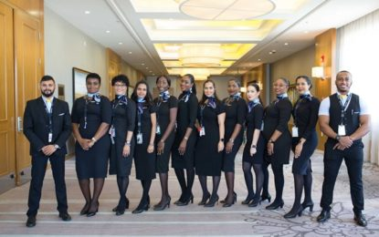 Eastern Airlines readies for inaugural flight