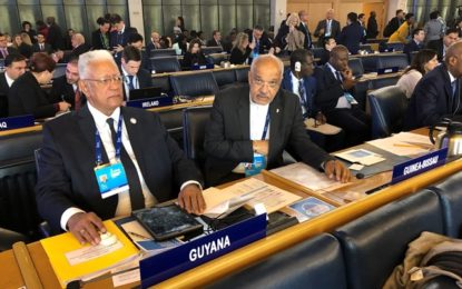 Guyana Represented at Forty Third Session of IFAD