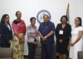 PM Nagamootoo meets with observer groups