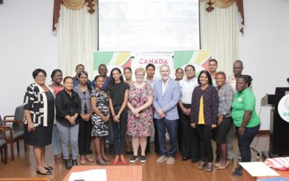 GuyTIE 2020 participants benefit from capacity building workshops