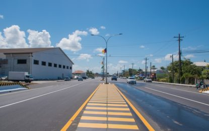 $9B ECD road commissioned