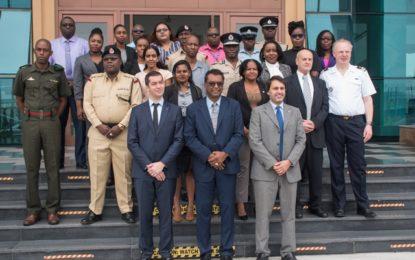 EU assisting Guyana with Arms Trade Treaty