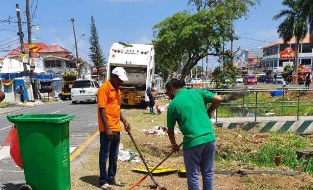 M&CC commences Mash clean-up exercise