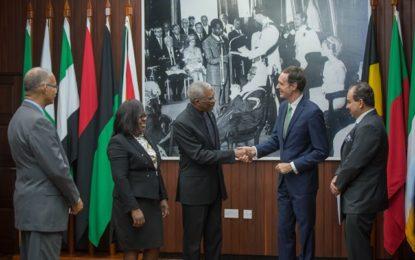 Portugal, Sierra Leone, Belgium ambassadors accredited