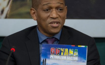 Guyana's Local Content Policy completed
