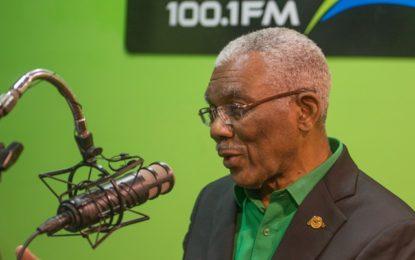 Coalition focusing on better life, unity for all – President Granger