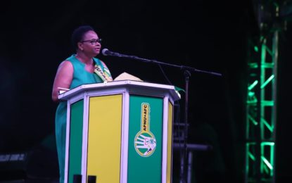 Vote like a boss on Monday – Min. Lawrence