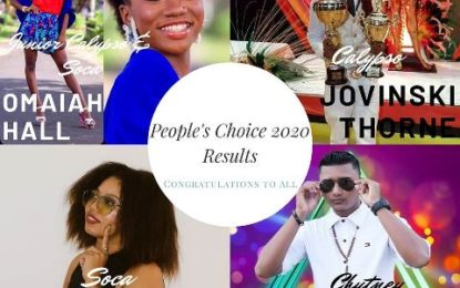 Newcomer Omaiah Hall among People's Choice Award's favourites