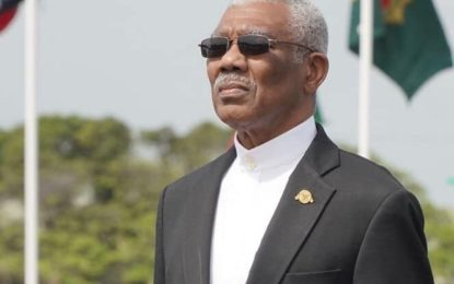 Address to the Nation by President David Granger on the occasion of the 50th Anniversary of the Republic
