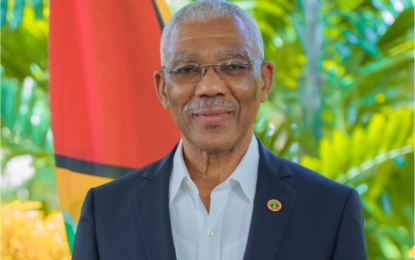 STATEMENT BY HIS EXCELLENCY DAVID GRANGER, PRESIDENT OF THE COOPERATIVE REPUBLIC OF GUYANA
