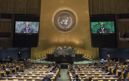 Foreign Secretary rubbishes false statements on Guyana-Venezuela relations