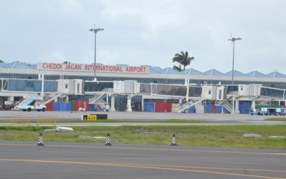CJIA, EFC airports closed to all international flights for 14 days