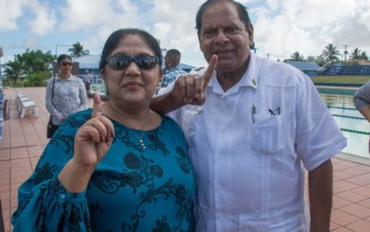 """Let's practice our constitutional rights,"""" – PM Nagamootoo"""