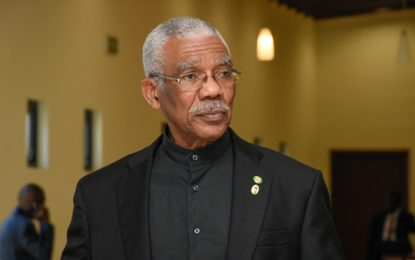 President Granger says awaiting GECOM declaration by tomorrow