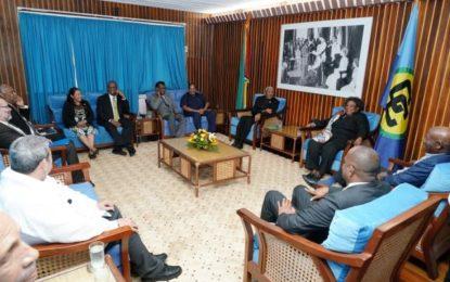CARICOM Leaders fully engaged – President Granger