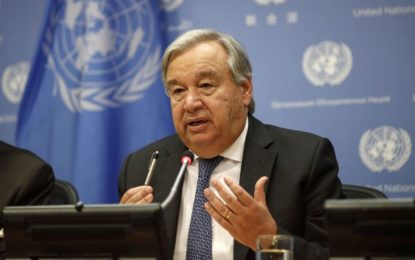 US$2B humanitarian response plan for poor countries fighting COVID 19- UN announces