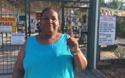 Bartica votes for continued development