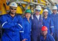 Guyanese Engineers Install First Subsea Field