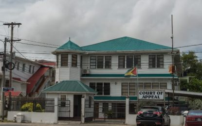 Court of Appeal rules CARICOM's supervision of recount is unconstitutional