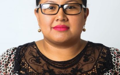Carla Chandra named new Director of the Guyana Tourism Authority