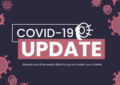 Three recovered COVID-19 patients medically cleared and discharged