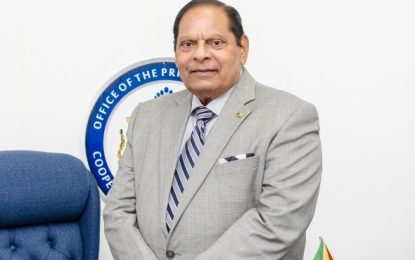Arrival day message by Hon. Moses V. Nagamootoo Prime Minister of the Cooperative Republic of Guyana.