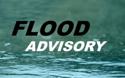 Civil Defence Commission issues Flood Advisory