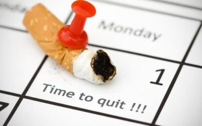 """This is your time to quit!"" – MoPH to tobacco users"