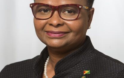 Message by Hon. Volda Lawrence,Minister of Public Health on International Day of the Nurse