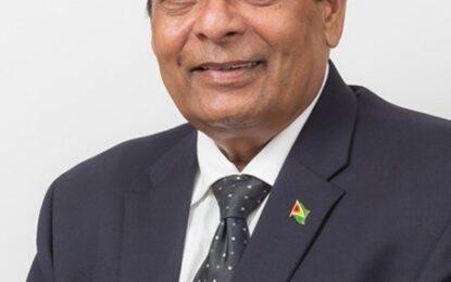 Guyana's welfare and future, #1 concern – PM Nagamootoo