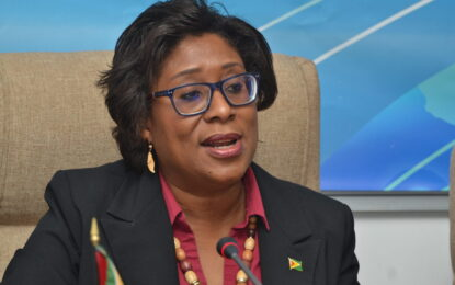 'CEO's submission should not come as a surprise to Guyanese' – Min. Hughes