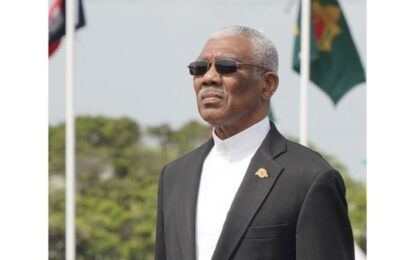 President Granger reaffirms strong ties with USA, Western Hemisphere