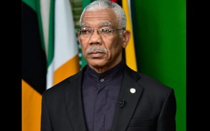 Electoral corruption by PPP must end – Pres. David Granger