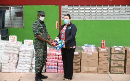 UNICEF donates sanitation and healthcare supplies to CDC