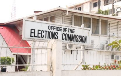 Chief Elections Officer submits recount report to GECOM Chair