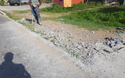 Business owner to pay for damages to ECD highway